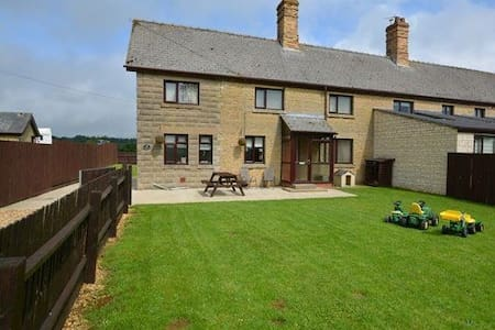 MOO COW COTTAGE  SELF-CATERING - Stretton - Dom