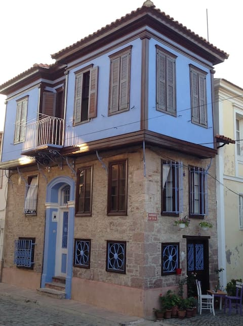 Historic house in Ayvalik