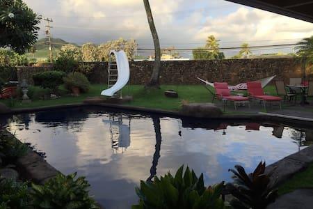 Kamaaina Getaway in Kailua Oasis -NUC 90/BB0034