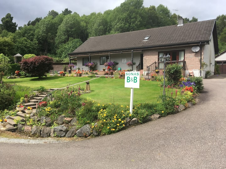 Sonas B&B Fort Augustus