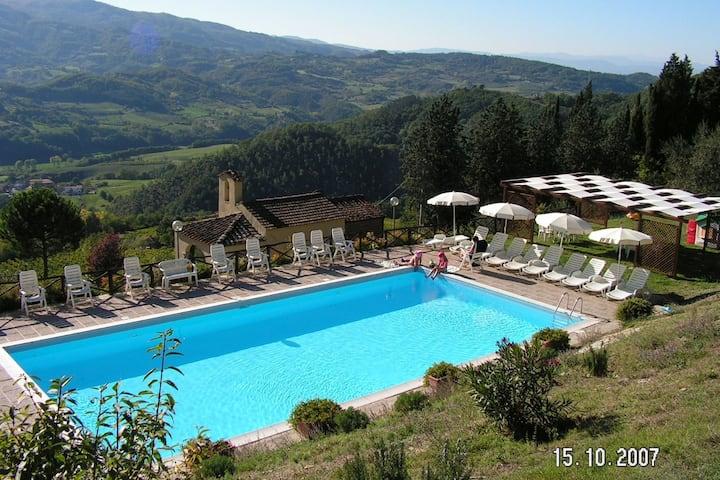 Splendid Holiday Home in Dicomano with Garden