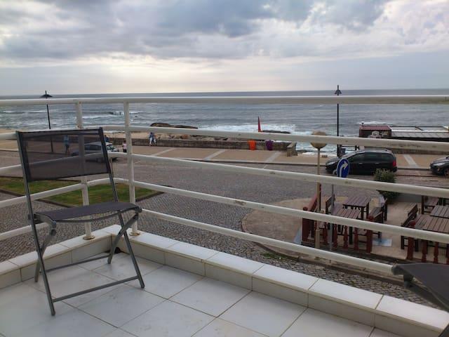 Estudio frente ao mar - Moledo - Apartamento