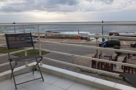 Estudio frente ao mar - Moledo - Apartament