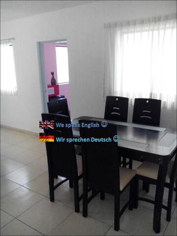 Quiet apartment, great location, Calzada Guadalupe - Ciudad de México - Apto. en complejo residencial