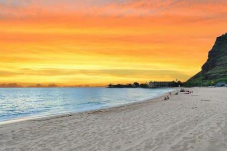 Makaha 2BR Oceanview!! - Waianae