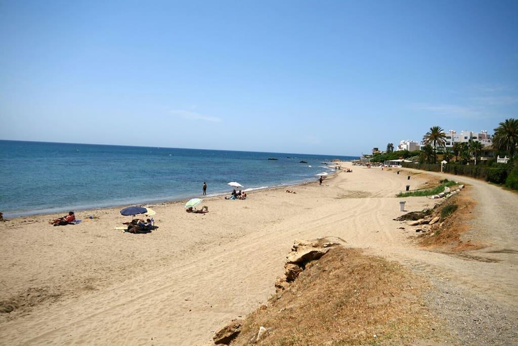 Beach, Riviera del Sol