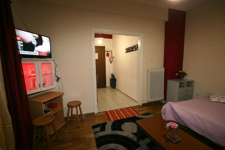 APARTMENT IN THE CENTER , NEAR METRO STATION