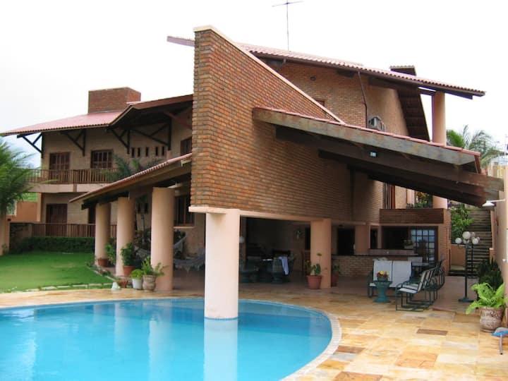 Casa Vila Pavão