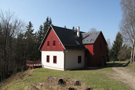 Apt. 1 in Hrensko for 4 persons