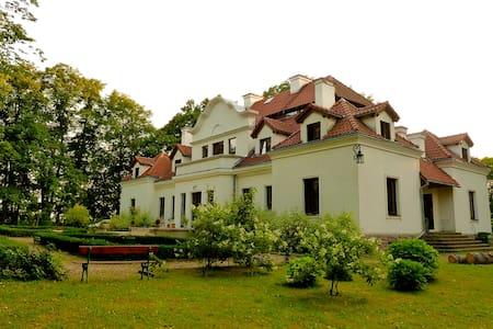 Polish Countryside Manor House - Modzele-Bartłomieje - Hus