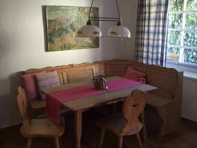 Apartment 2 minutes from Marktplatz - Prien am Chiemsee - Apartmen