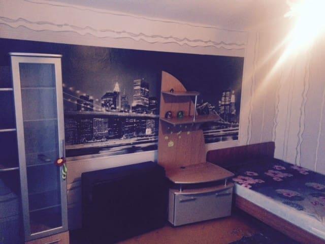 Аренда 1-комнатной квартиры/ Rent 1-room-apartment - Viciebsk - Daire