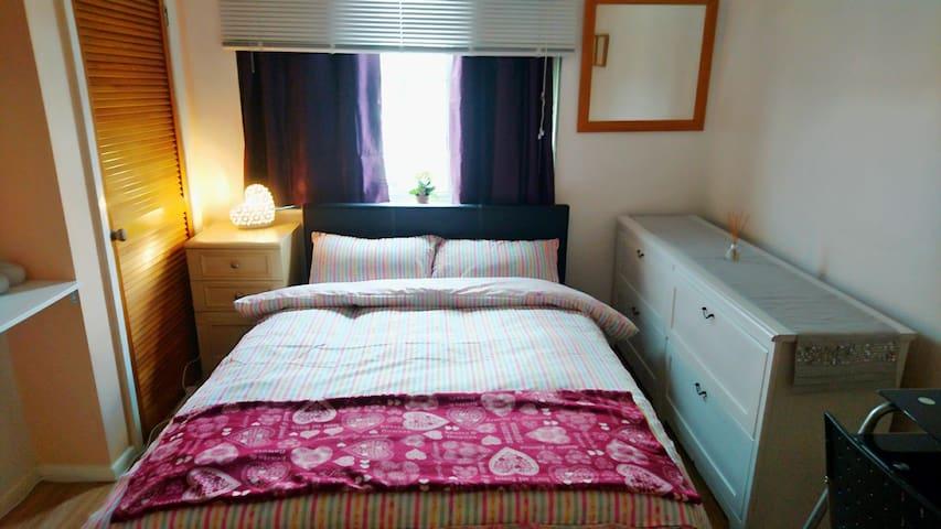 Cosy Double Room, 14 min to London Bridge 23分鐘到唐人街 - Bromley - Talo