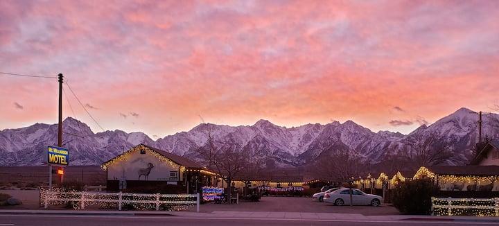 Mt. Williamson Motel & Base Camp