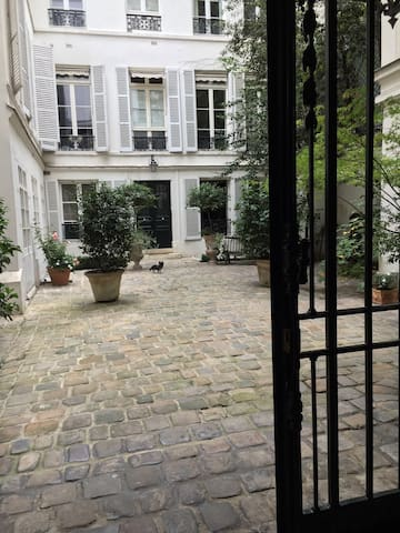 Charming Flat near to Le LOUVRE