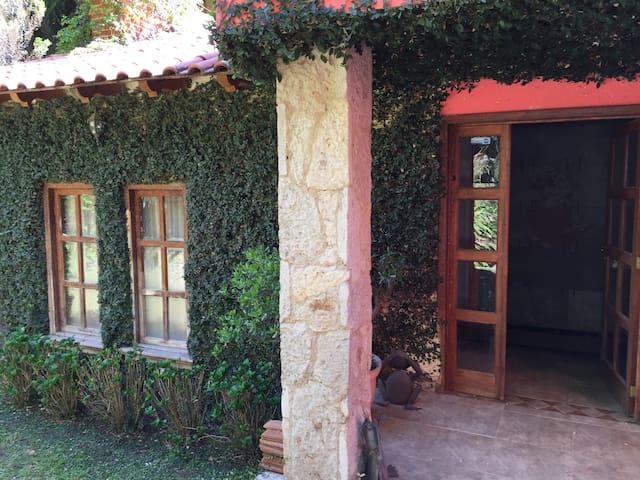 Enchanting house cottage style