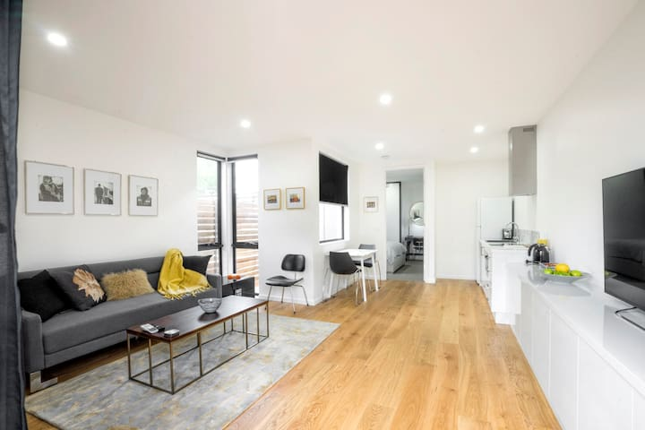 Reid Apartment: fabulous location! - Fitzroy North - Apartmen