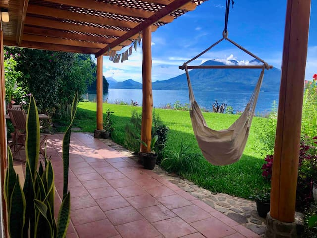 Casa Diamanté: Atitlán Lakefront Retreat
