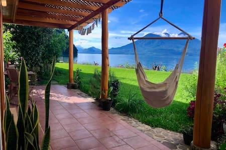 Casa Diamanté: Atitlán Lakefront Retreat