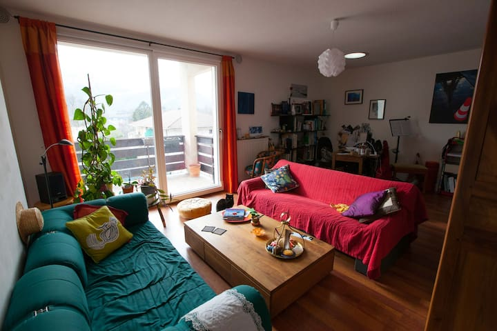 Quiet and confortable room - Saint-Egrève - Apartment