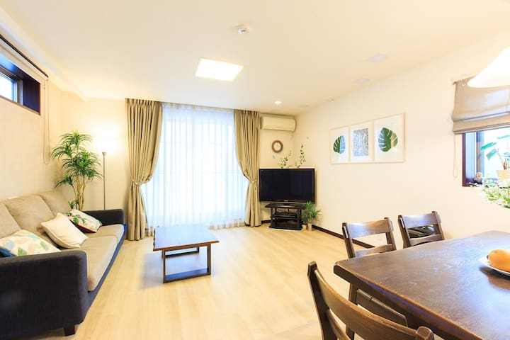 1 &2 Floor For Guests☆3rd Floor For Owner