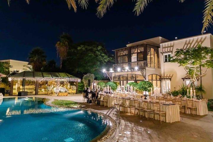 Lux Resort Villa 5BR Private Pool Massive Garden