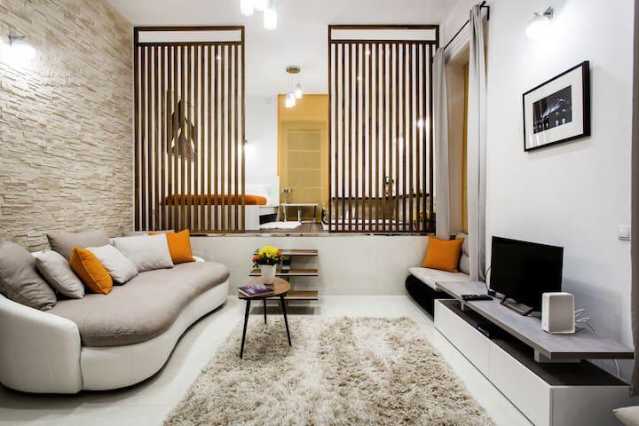 Budapest Spa Design Apartment - 1 BR - Central