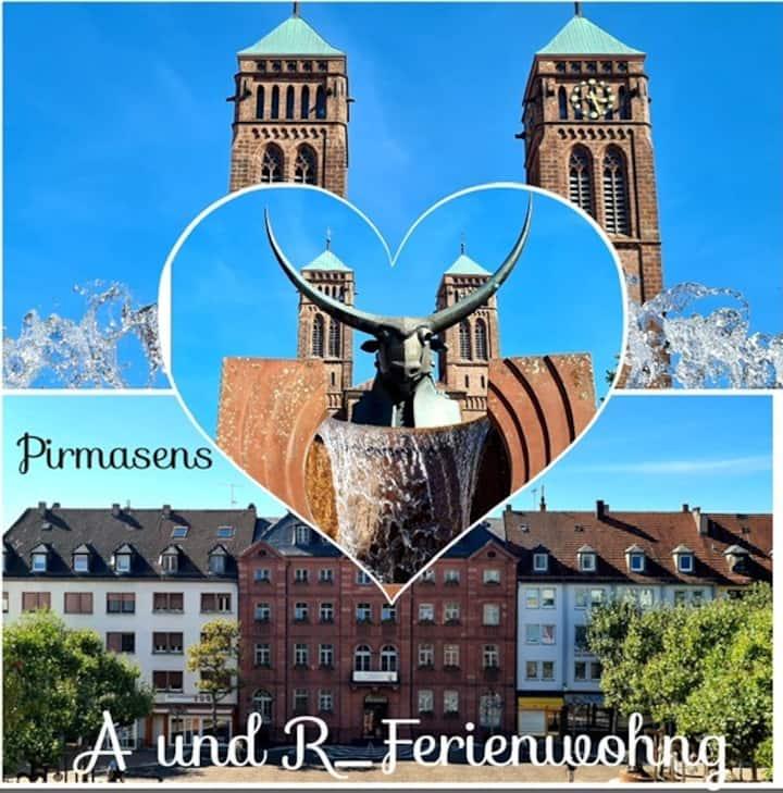 Pirmasens City-Apartment meets Natur Pur