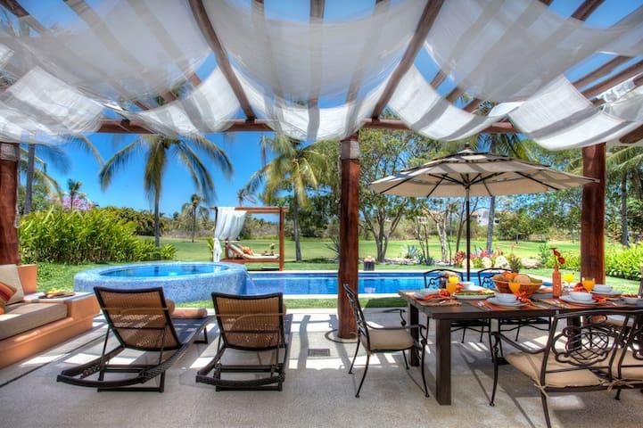 """""""La Casa que canta"""" Luxury Villa in Punta Mita - Punta de Mita - Villa"""