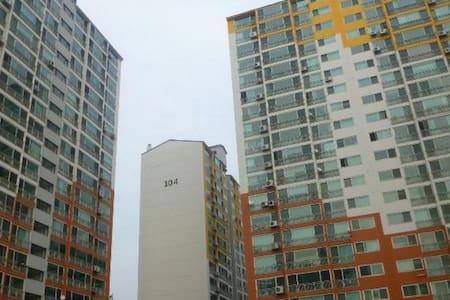 riverside apartment - Namyangju-si