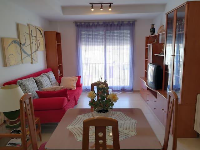 """Apartamento """"Els Ports de l'Horta"""""""