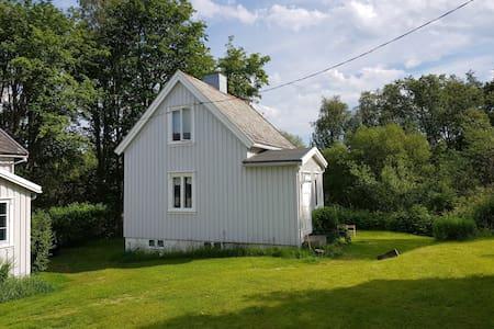 Nice, country house, Vidrek, Narvik Norway