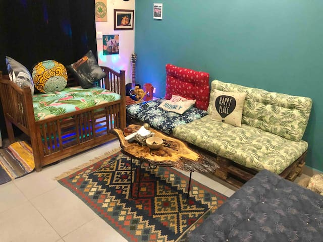 Fernweh Art Home (Unlimited WIFI)