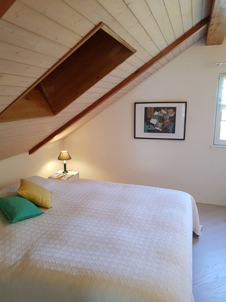 gemütliches Schlafzimmer für bis 2 Personen