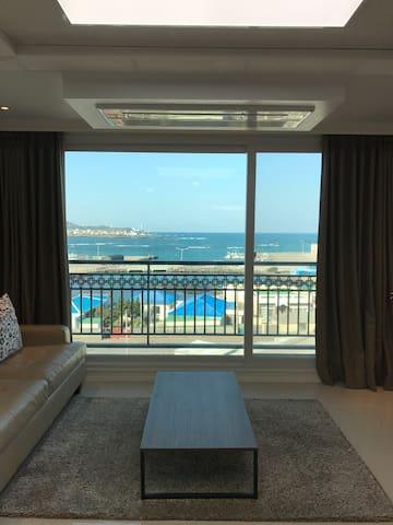 Ocean view villa Jeju-BLANC - 제주시 - Lejlighed