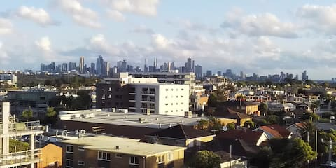 Moonee Ponds City Views Apartment