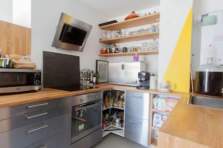 LE ROVE - 1 room apartment with terrace - Le Rove - アパート