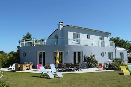 Location Villa à 100m des plages de keremma - Tréflez - Hus