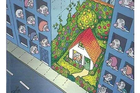 Cozy House With Garden in Balat - Fatih - Villa