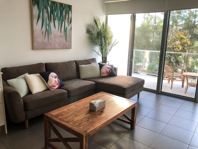 Quiet oasis located 5min to Surfers Paradise