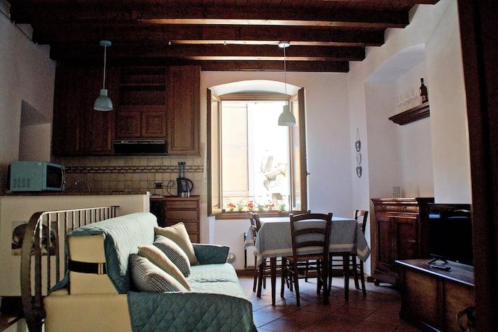 Casa di Francesca a  Gargnano,lago di Garda