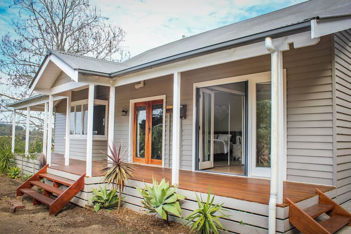 The Strawberry Farm Retreat - Wandin East - House
