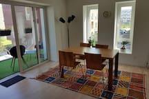 Dining room/balcony