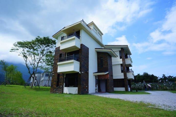 簡單生活民宿-兩人房兩大床 - Xincheng Township