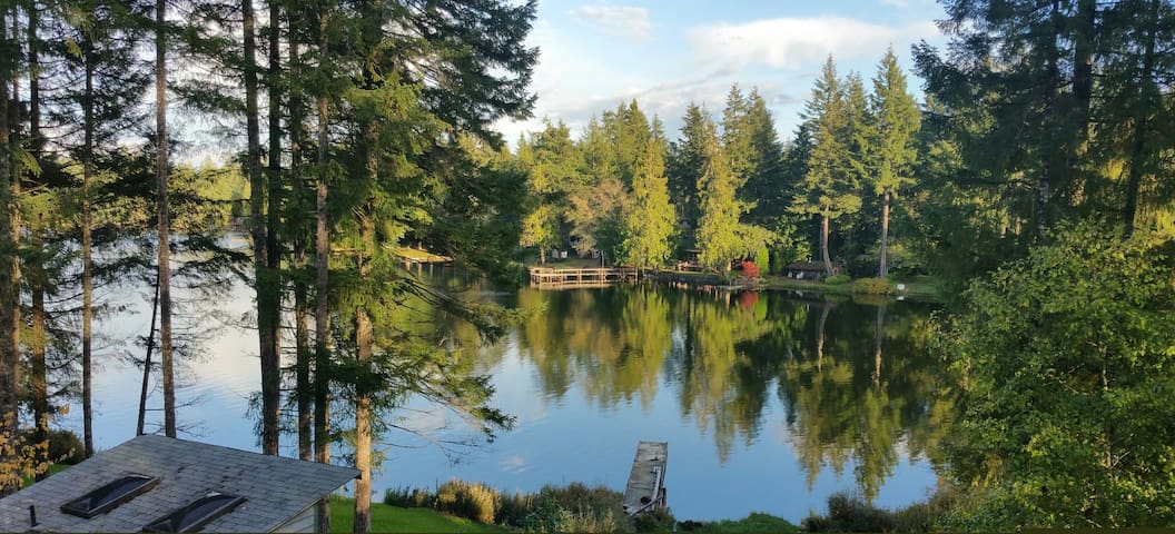 Trails End Retreat - A peaceful waterfront getaway