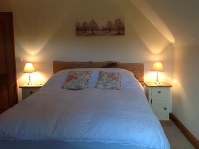Working farm B & B in quiet locaion - Litchborough - Bed & Breakfast