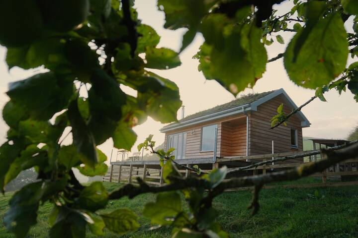 The Pendicle: Hut at Guardswell Farm