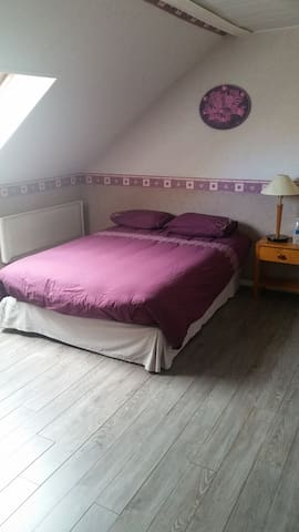 CONFORT TRANQUILITE     CDG DISNEY - Gressy - Guesthouse