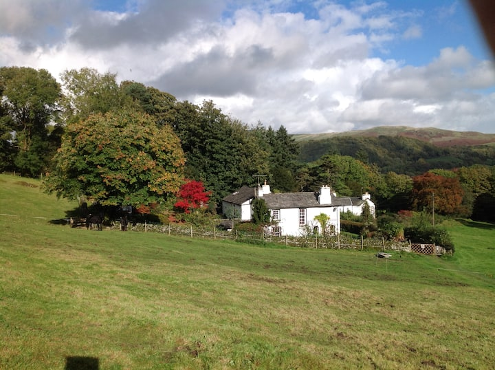 Character apartment in Staveley Nr windermere