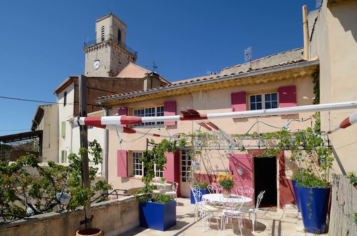Typique maison de village de 180m2